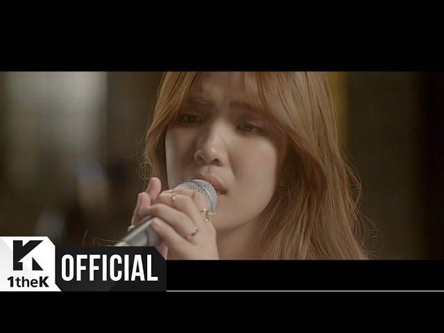 [MV] Kim Na Young(김나영) _ No Blame(널 미워하지 않길) (Prod. By Ha Dong Qn(하동균))