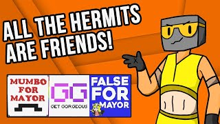 The Harassment Of Hermits!