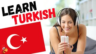 Learn Turkish While You Sleep 😀 Turkish Listening and Conversation Practice 👍 Learn Turkish