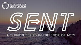 "SERMON: SENT - Week 6: ""Unrestricted Access"""