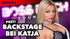 "Katja Krasavice: Heiße Überraschung Backstage | ""Boss Bitch"" Tour-Vlog"