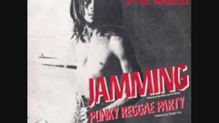 Bob Marley- Punky Reggae Party