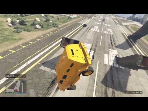 GTA5 ONLINE fun with helpfulgamer and subs # road to 350 subs part 4