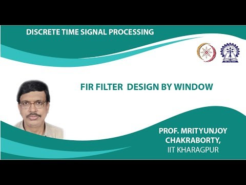 FIR Filter  Design by Window
