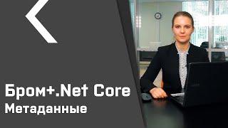Бром-клиент для .Net Core (урок №6). Метаданные