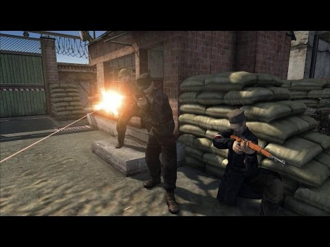 Men of War Cinematic - Warsaw Uprising