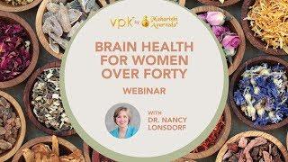 Brain Health for Women Over Forty -- vpk by Maharishi Ayurveda