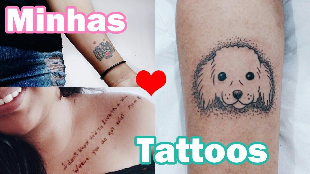 Minhas Tatuagens E Os Significados By Dicas Da Mônica