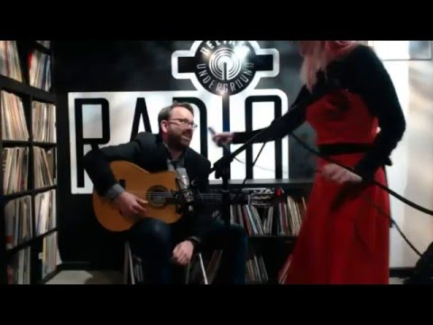 Los Dramáticos Live on Belfast Underground Radio with DJ Venus 17/11/15