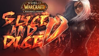 Sensus | World of Warcraft PvP Movie | Slice and Dice 5 (WoW WoD Rogue PvP Montage) [6.2.4]