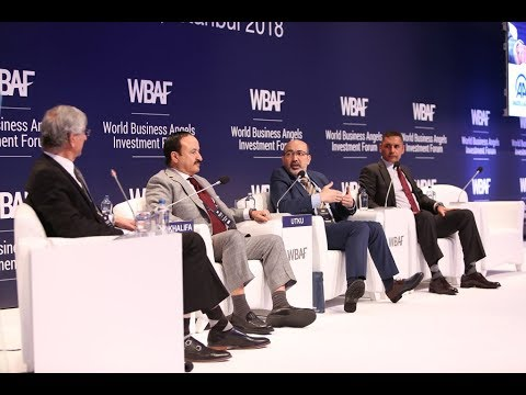 WBAF 2018 Panel: Angel Investment as a New Investment Instrument for Islamic Finance