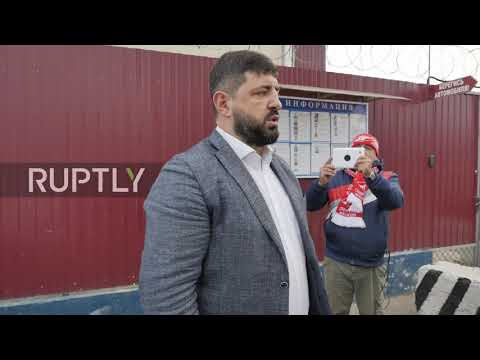 Russia: Rapper Husky released from prison after 4 days for disorderly conduct Mp3