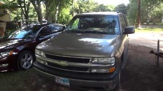 2003 Chevrolet Tahoe LS Review