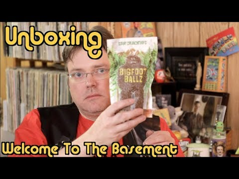 Bigfoot Ballz | Unboxing | Welcome To The Basement