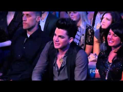 Adam Lambert As Mentor American Idol Season 9