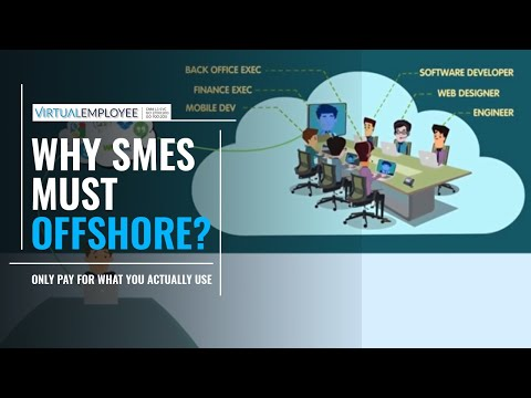 Everything SMEs Need to Know About an Offshore Company on Cloud