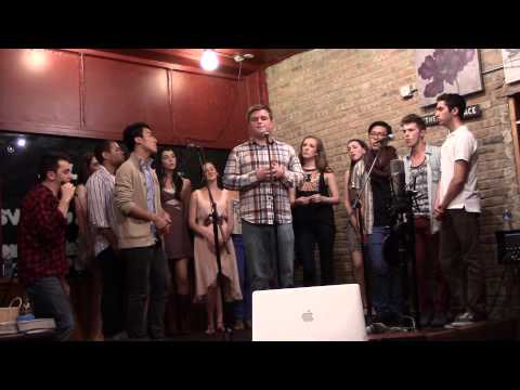 THUNK a cappella - We Don't Eat (James Vincent McMorrow) - Spring 2013