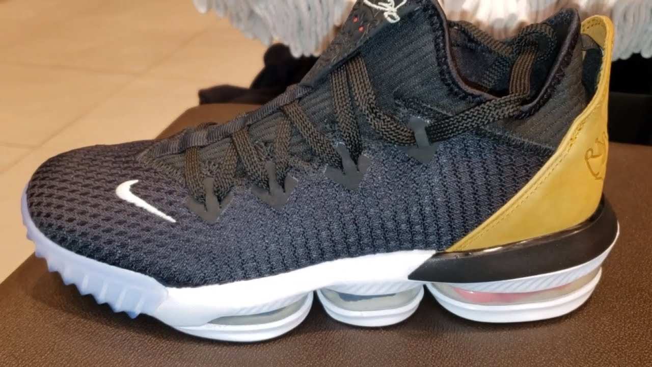 NIKE LEBRON 16 LOW \u0027SOUNDTRACK\u0027 IN STORE SNEAKER REVIEW. I LOVE MY  SUBSCRIBERS!!