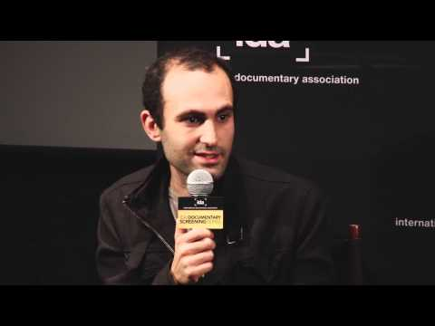 Actor Khalid Abdalla Speaks About Collecting Footage from Tahrir Square