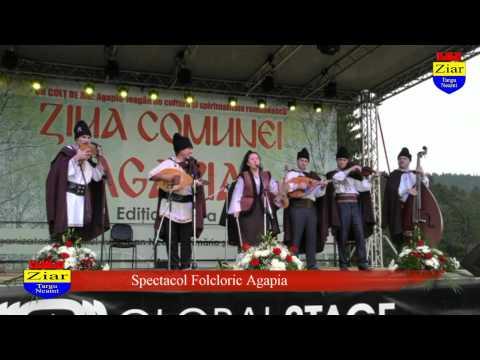 Ansamblul Ştefan Vodă Capriana Republica Moldova