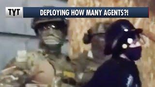Trump Makes BIG MISTAKE With Secret Police