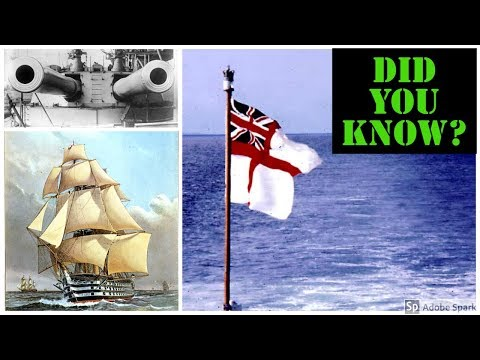 15 Fascinating Fighting Facts About: The Royal Navy