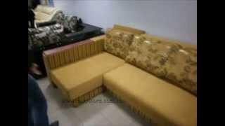 видео Купить синий диван в Донецке