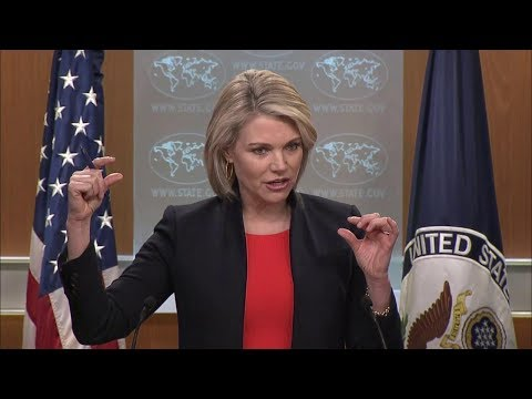 Department Press Briefing - March 1, 2018