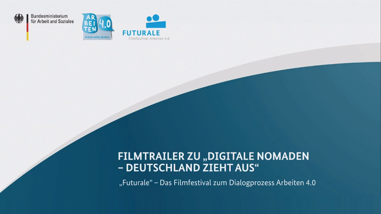 Futurale - Digitale Nomaden mit Untertitel