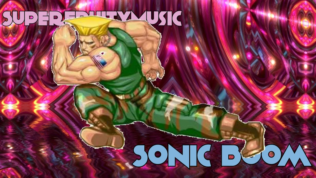 "Awesome Streetfighter Electro! ""Sonic Boom"" [FL Studio 11 ..."