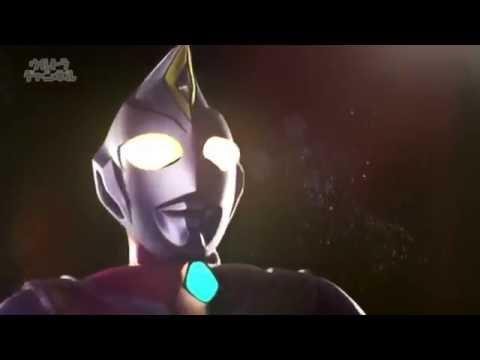Ultraman Dyna vs Narse
