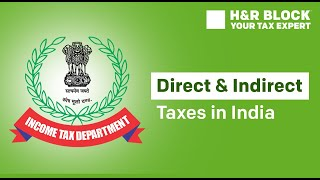 What are taxes?Direct and Indirect taxes[Explained]