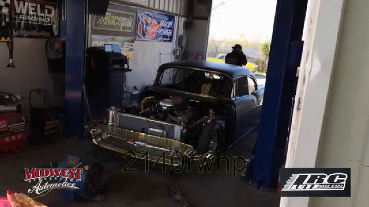 Jeff Lutz dyno\'s The Evil Twin at Midwest Street Cars 2100hp ...