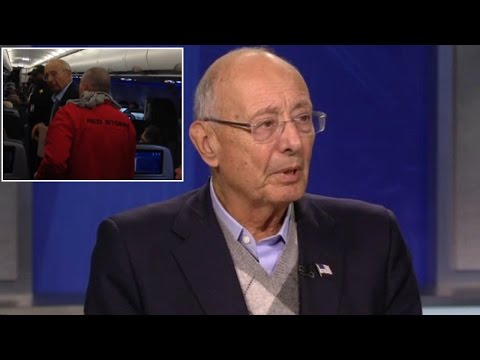 Former NY Senator Kicked Off Plane Speaks Out About His 'Passenger Revolt'