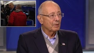 Former NY Senator Kicked Off Plane Speaks Out About His