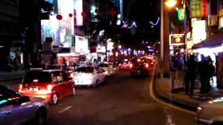 Малайзия. Куала Лумпур. 2 часа ночи.