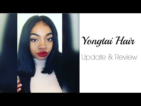 YONGTAI Hair CO Review PLUS CHECK OUT BALTIERE UC APPAREL!!!