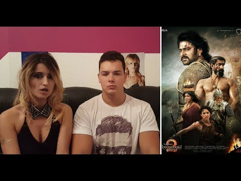 Baahubali 2 - The Conclusion | Trailer Reaction By Agnes.