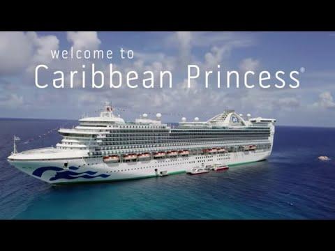 Explore The Caribbean Princess Cruise Ship   Princess Cruises