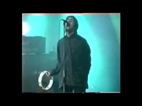 Oasis - Slide Away - Roskilde - Improved Audio