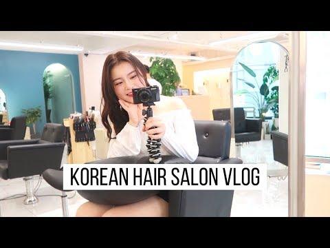 Day In My Life In Seoul 🇰🇷 Korean Hair Salon, Hongdae Shopping, Kakao Friends Store