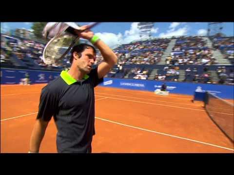 ATP Barcelona Wednesday Daily Highlights 23/04/2014