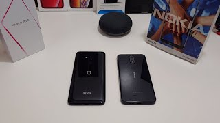 T-mobile Revvl 2 Plus Vs Nokia 7.1 Camera Battle