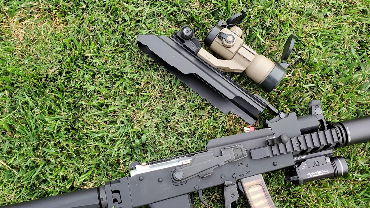 The new PRK 9 from G&G armament