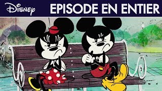 Mickey Mouse : Le couple adorable - Episode intégral - Exclusivité Disney