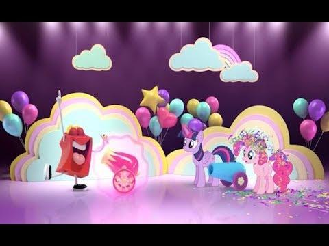 Happy Meal My Little Pony & Transformers yang Penuh Warna