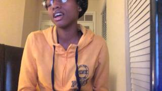 Out my mind, Just in time(cover)- Erykah Badu