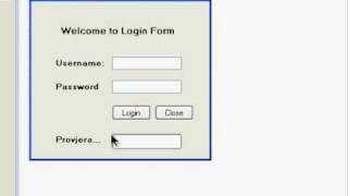 VB 2008 - Login Form with Progressbar.wmv