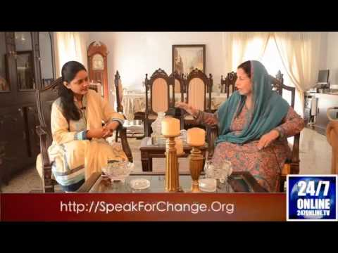 Mrs. Mumtaz Qureshi on Achi Baatein - Marriage Process   Rishta Chase, Demands and Problems