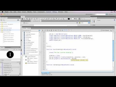 Building an Interactive Whiteboard in Flash: Part Two